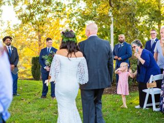 Jordan and Katie's Wedding in Charlotte, Tennessee 42