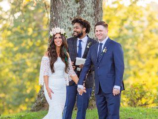 Jordan and Katie's Wedding in Charlotte, Tennessee 49