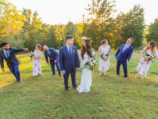 Jordan and Katie's Wedding in Charlotte, Tennessee 52