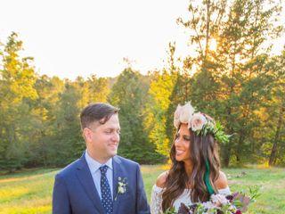Jordan and Katie's Wedding in Charlotte, Tennessee 54