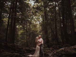 The wedding of Katelyn Kordell  and Michael Kordell