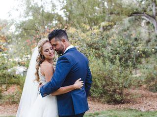 The wedding of Katie and Doug