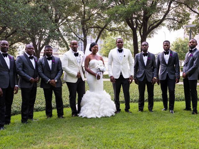 Yannick and Palvin's Wedding in Dallas, Texas 14