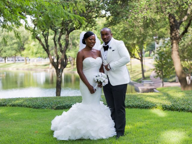 Yannick and Palvin's Wedding in Dallas, Texas 1