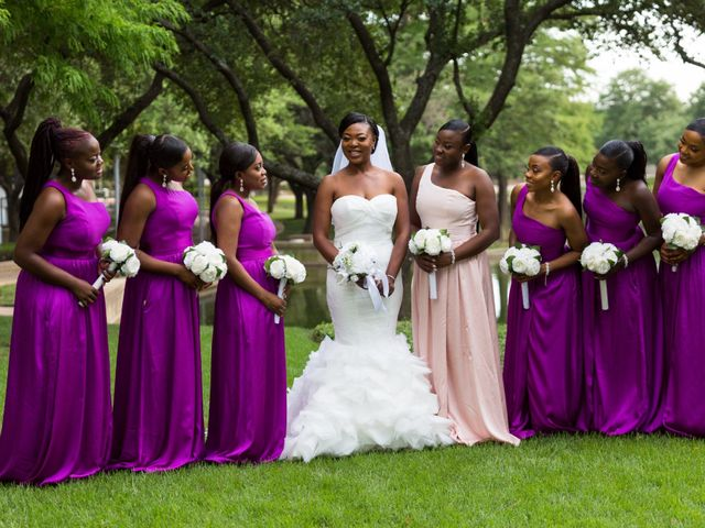 Yannick and Palvin's Wedding in Dallas, Texas 22