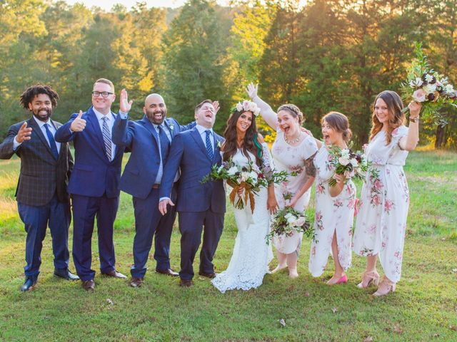 Jordan and Katie's Wedding in Charlotte, Tennessee 50