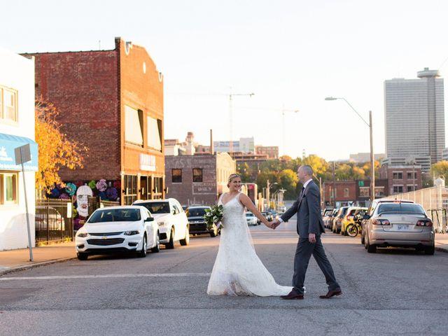 Frey and LIsa's Wedding in Kansas City, Missouri 36