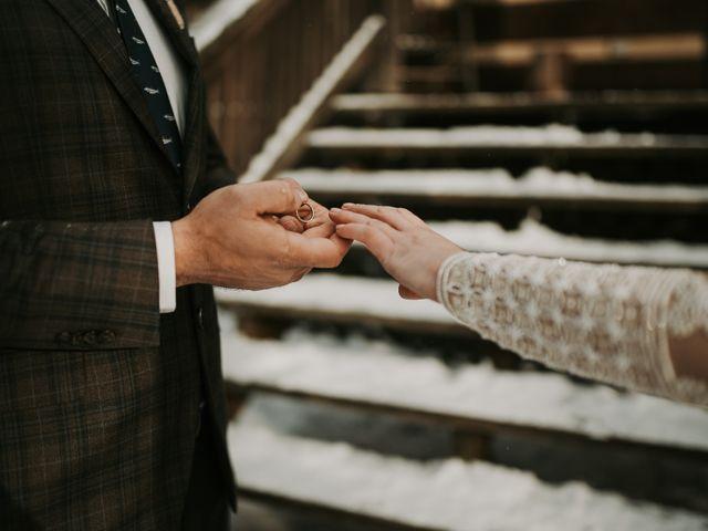 Tom and Dalia's Wedding in Frostburg, Maryland 10