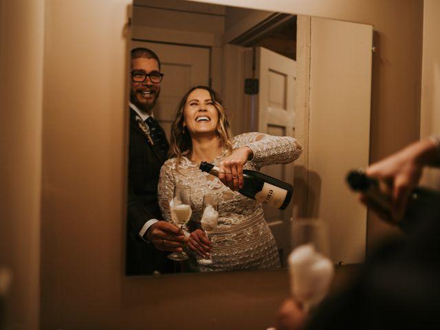 Tom and Dalia's Wedding in Frostburg, Maryland 15