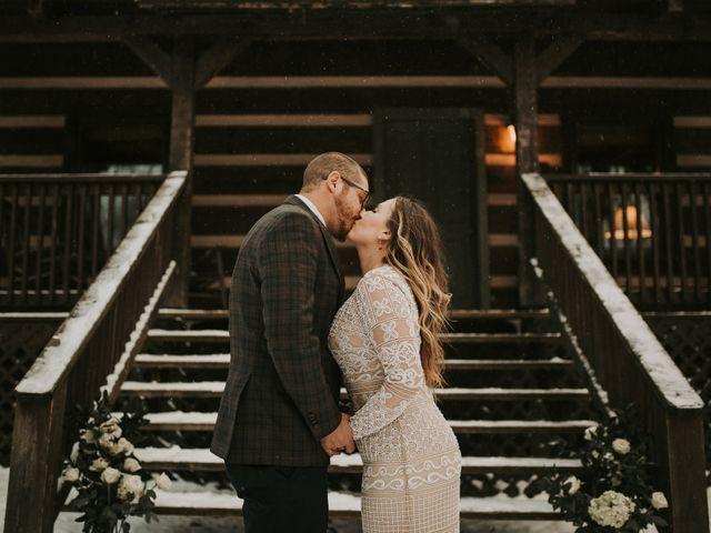 Tom and Dalia's Wedding in Frostburg, Maryland 18