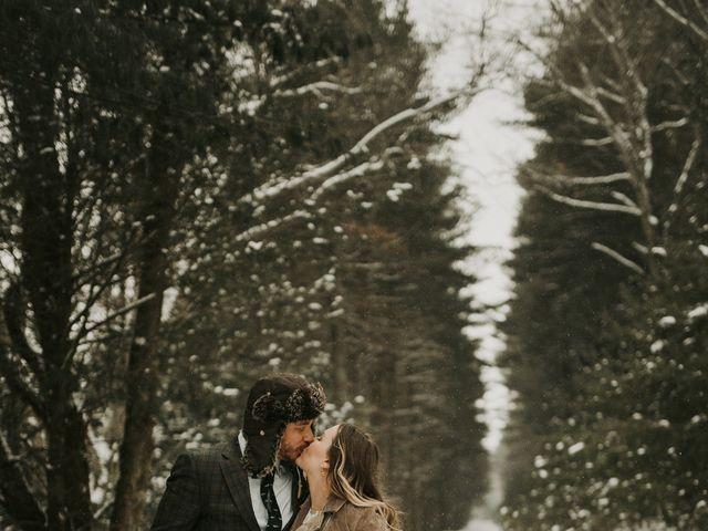 Tom and Dalia's Wedding in Frostburg, Maryland 21
