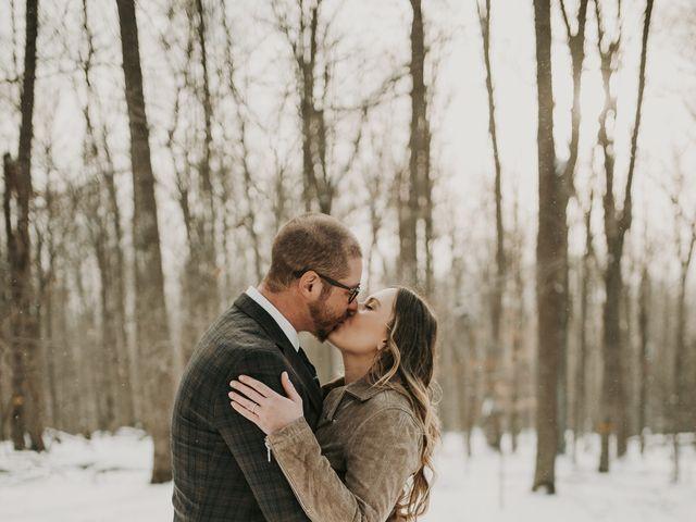 Tom and Dalia's Wedding in Frostburg, Maryland 22