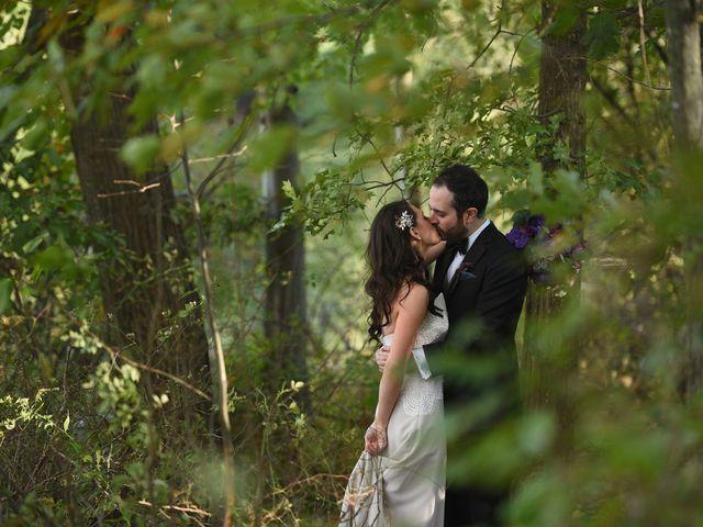 Matt and Jamie's Wedding in Tarrytown, New York 10