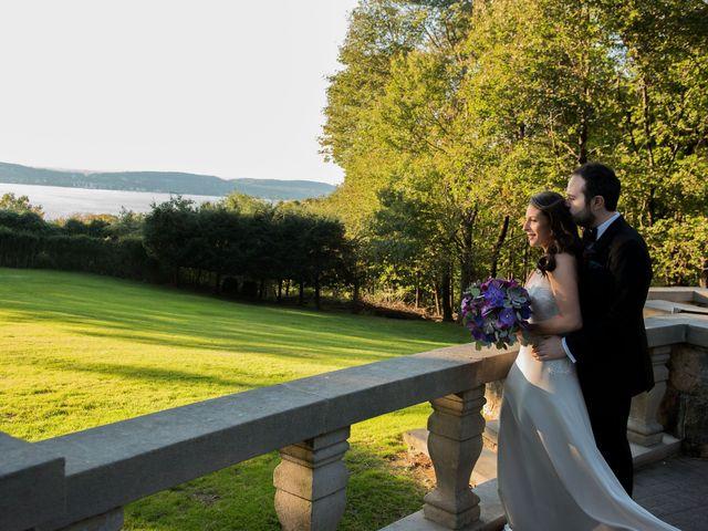 Matt and Jamie's Wedding in Tarrytown, New York 12