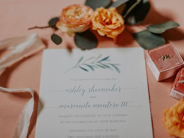 M Montero and Ashley's Wedding in Durham, North Carolina 15