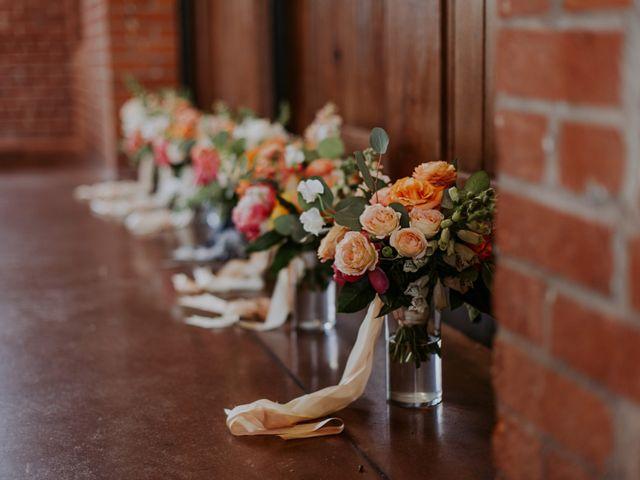 M Montero and Ashley's Wedding in Durham, North Carolina 20