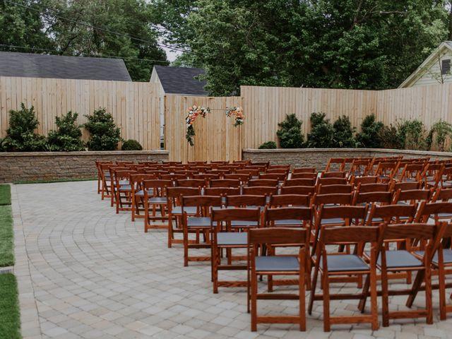 M Montero and Ashley's Wedding in Durham, North Carolina 22