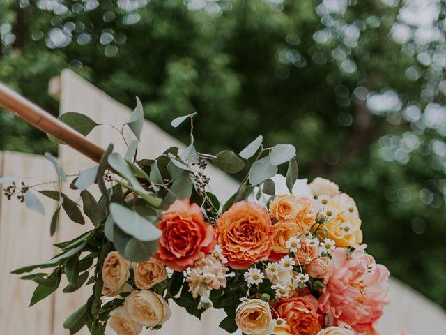 M Montero and Ashley's Wedding in Durham, North Carolina 24