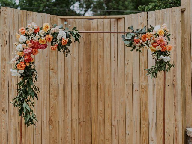 M Montero and Ashley's Wedding in Durham, North Carolina 25
