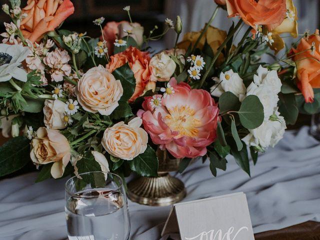 M Montero and Ashley's Wedding in Durham, North Carolina 27