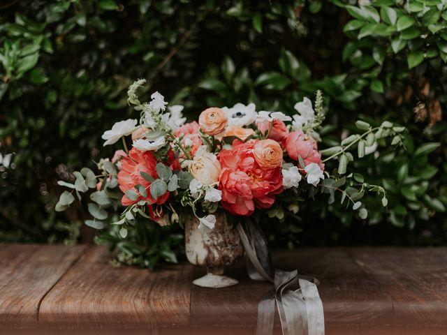 M Montero and Ashley's Wedding in Durham, North Carolina 30
