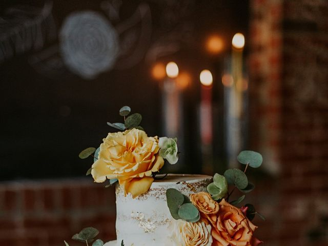 M Montero and Ashley's Wedding in Durham, North Carolina 35