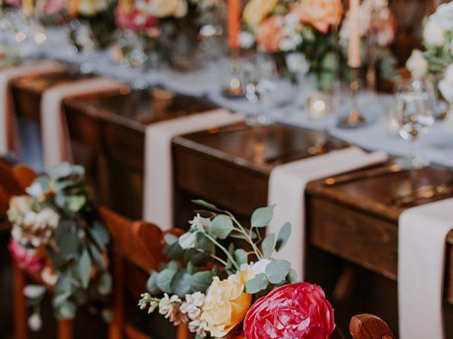 M Montero and Ashley's Wedding in Durham, North Carolina 40