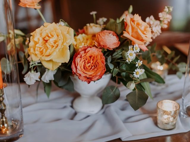 M Montero and Ashley's Wedding in Durham, North Carolina 42