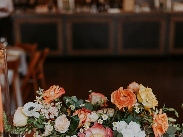 M Montero and Ashley's Wedding in Durham, North Carolina 43