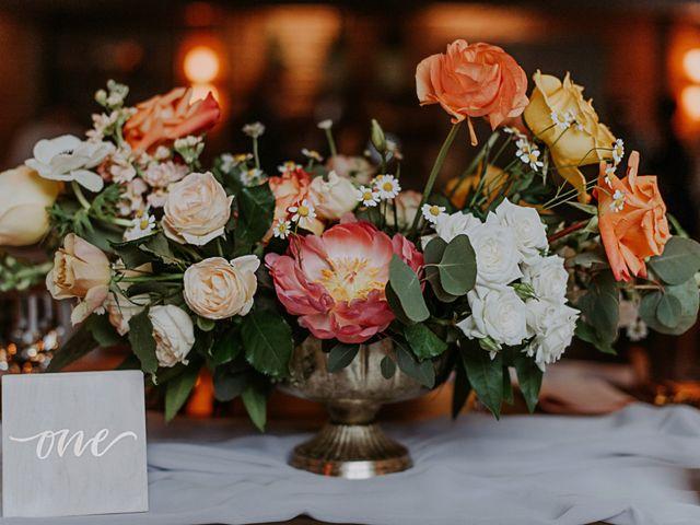 M Montero and Ashley's Wedding in Durham, North Carolina 45