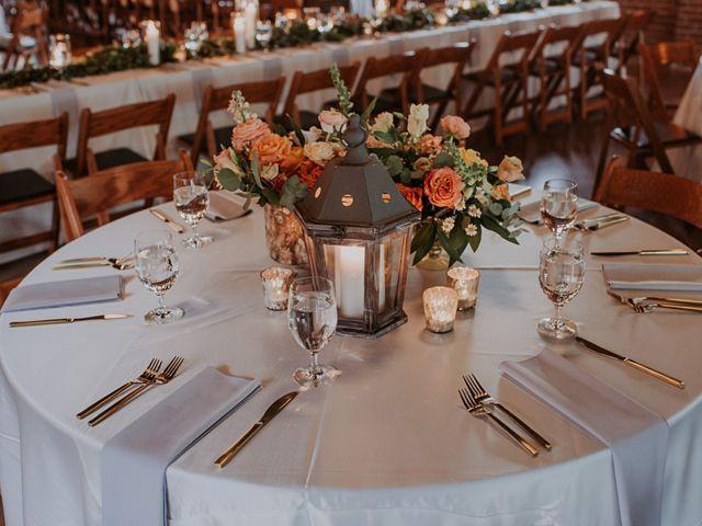 M Montero and Ashley's Wedding in Durham, North Carolina 46