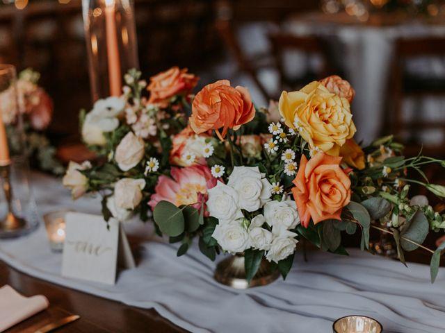 M Montero and Ashley's Wedding in Durham, North Carolina 49