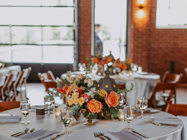 M Montero and Ashley's Wedding in Durham, North Carolina 52