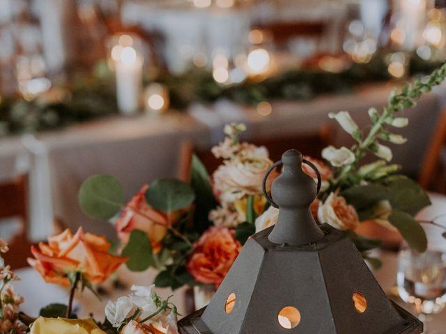 M Montero and Ashley's Wedding in Durham, North Carolina 53