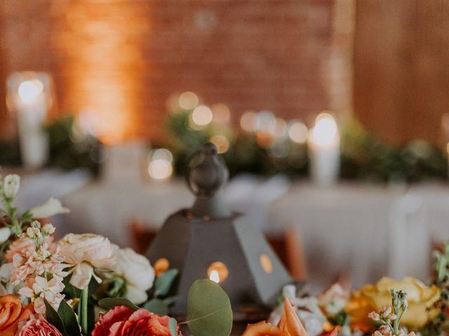 M Montero and Ashley's Wedding in Durham, North Carolina 55