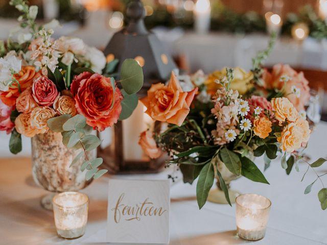 M Montero and Ashley's Wedding in Durham, North Carolina 56