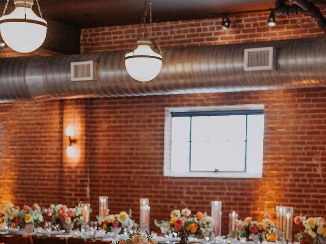 M Montero and Ashley's Wedding in Durham, North Carolina 57
