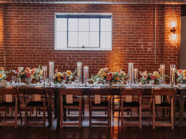 M Montero and Ashley's Wedding in Durham, North Carolina 61