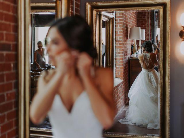 M Montero and Ashley's Wedding in Durham, North Carolina 73