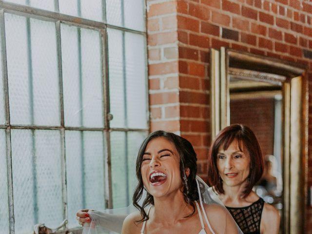 M Montero and Ashley's Wedding in Durham, North Carolina 75