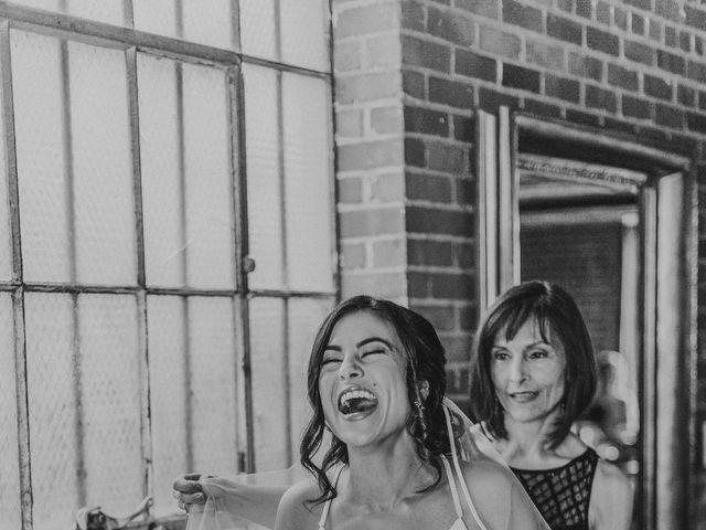 M Montero and Ashley's Wedding in Durham, North Carolina 76
