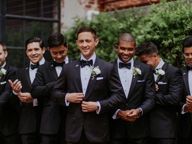 M Montero and Ashley's Wedding in Durham, North Carolina 85