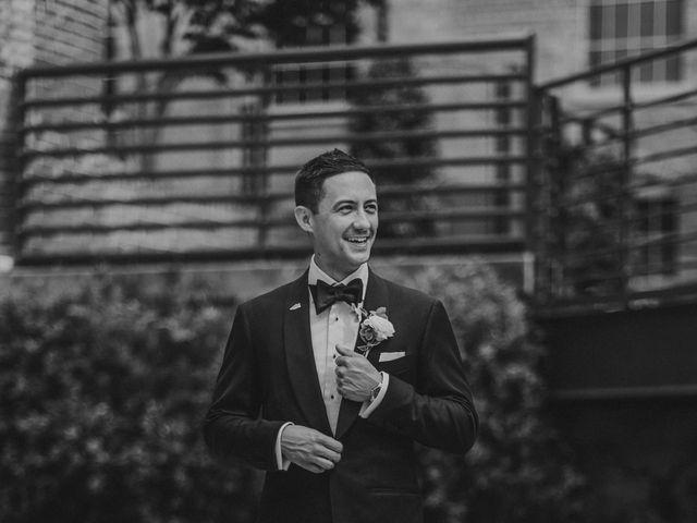 M Montero and Ashley's Wedding in Durham, North Carolina 86
