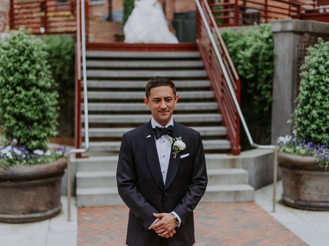 M Montero and Ashley's Wedding in Durham, North Carolina 92