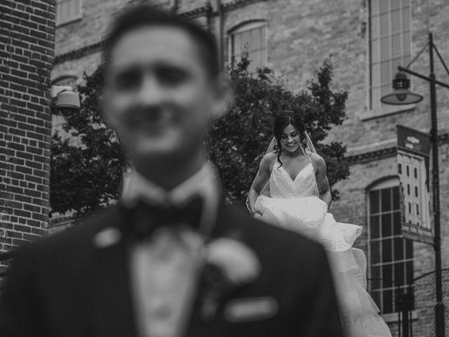 M Montero and Ashley's Wedding in Durham, North Carolina 94