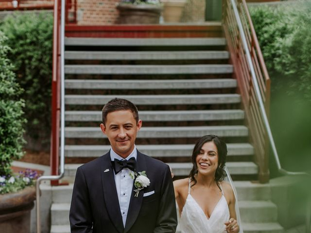 M Montero and Ashley's Wedding in Durham, North Carolina 96