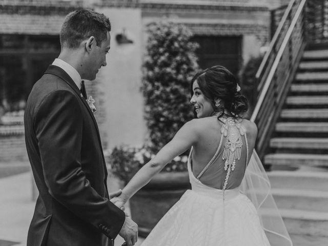 M Montero and Ashley's Wedding in Durham, North Carolina 98