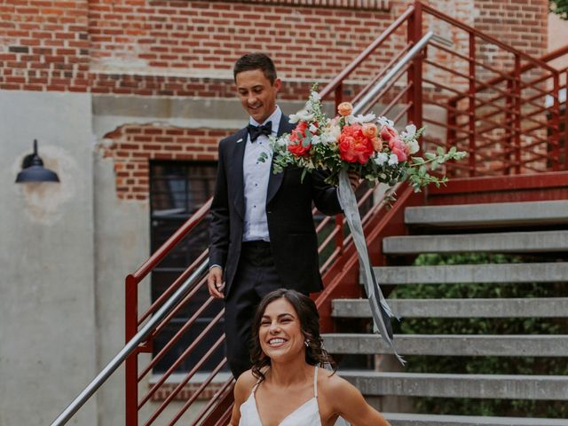 M Montero and Ashley's Wedding in Durham, North Carolina 99