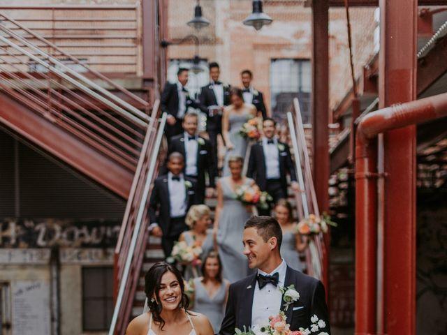 M Montero and Ashley's Wedding in Durham, North Carolina 100