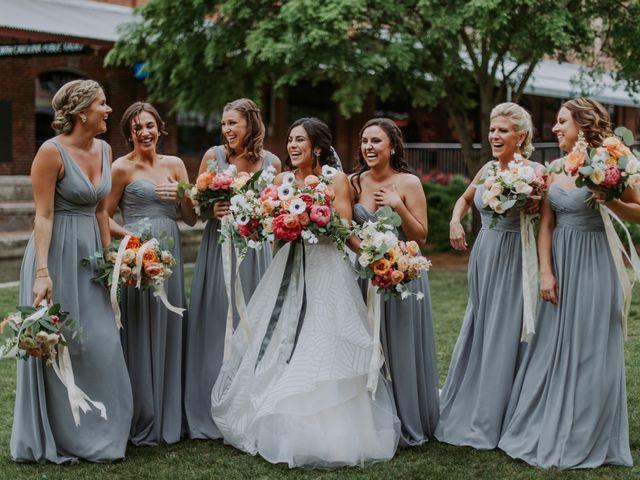 M Montero and Ashley's Wedding in Durham, North Carolina 101
